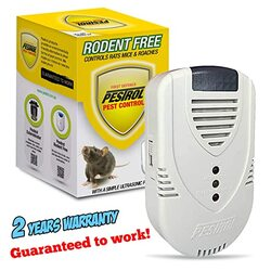 Pestrol Rodent Free Australias top Selling Plug in Rodent Repeller