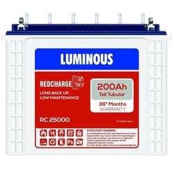 LUMINOUS RC 25000 200AH