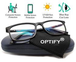 Optify® Blue Cut Zero Power Spectacles