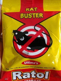 Ratol rat Buster