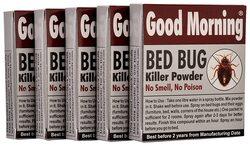 Good Morning Bed Bug Killer Spray Powder Review