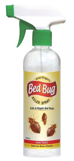 Green Dragon's Bed Bug Spray