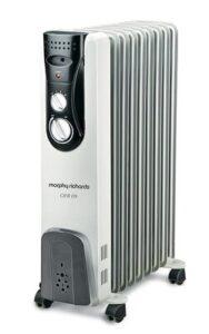 Morphy Richards oil room heater 9 fin