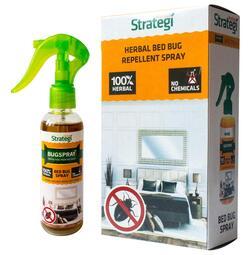Strategi Herbal Bed Bug Repellent Spray