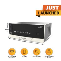 Solar inverter with wifi