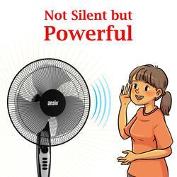 ANSIO High Speed Pedestal Fan