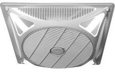 Fanzart Invento LED bladeless ceiling fan