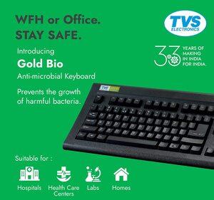 TVS gold BIO keyboard Review