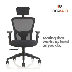 best office chair for lower back pain in India