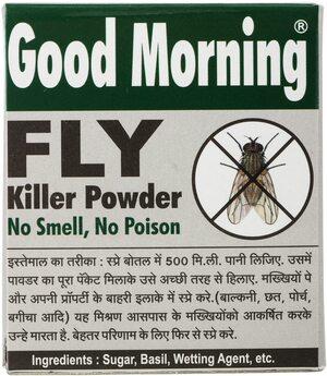 Good Morning Fly Killer Spray Powder