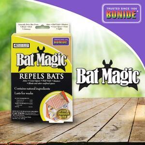 bat magic bat repellent India