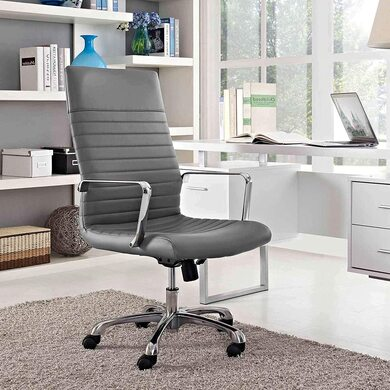 Finch Fox High Back Faux Leather Executive Office chair