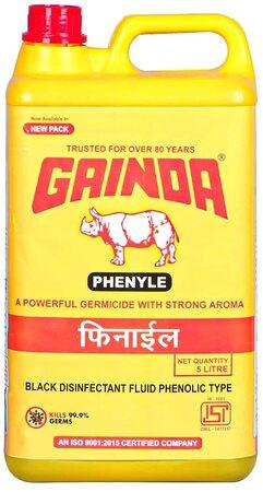 Gainda Black Phenyle Surface Disinfectant