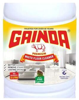 Gainda Premium White Floor Cleaner Disinfectant Phenyl
