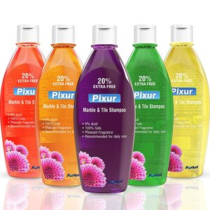 Pixur Marble And Tile Shampoo
